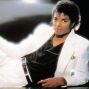 Michael Jackson en costume Hugo Boss