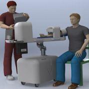 Les prises de sang confiées à un robot ?