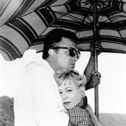 Fellini et Masina : le maestro et l'oiseau