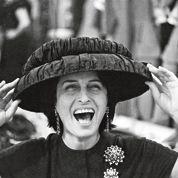 Anna Magnani porte des broches Bulgari
