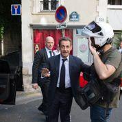 Les vacances médiatisées de Sarkozy