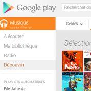 Google lance son «Deezer» en France
