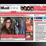 Mail Online ,premier site d'information