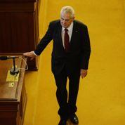 Crise politique sans fin à Prague