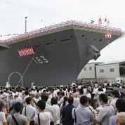 Tensions navales entre la Chine et le Japon