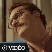 Joaquin Phoenix, amoureux dans Her