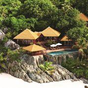Le groupe Oetker aux Seychelles