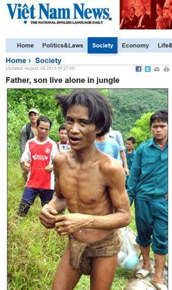 Un père et son fils reclus dans les montagnes depuis la guerre du Vietnam PHO398647f2-00da-11e3-9f9a-cf83c9b85bf7-250x420