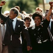 Nelson Mandela : son ex-femme a son biopic et son livre