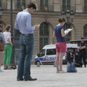Les «veilleurs» à la rencontre des Français