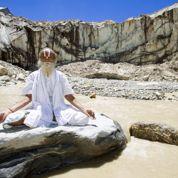Le Gange né de l'Himalaya