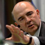 Moscovici abaisse la prévision de croissance