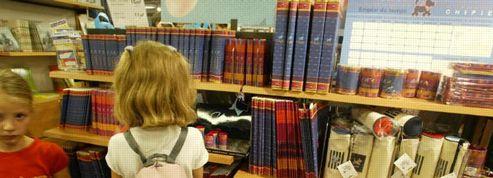 Le marché des fournitures scolaires fait grise mine