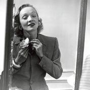 Marlene Dietrich porte des bijoux Cartier