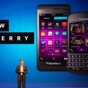 BlackBerry se met en vente