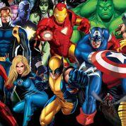 Des superhéros Marvel à l'écran jusqu'en 2021