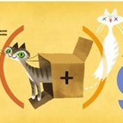 Google honore Erwin Schrödinger