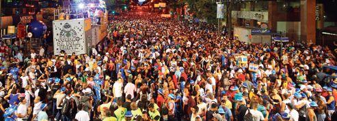 Avenida rio Branco: quand Rio se rebelle