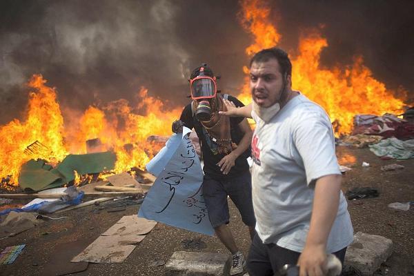 Egypte:une nouvelle ère ? 20130814PHOWWW00316