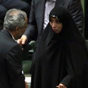 Iran : une femme vice-présidente ?