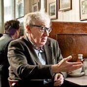 Woody Allen en mac dans Fading Gigolo