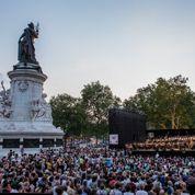 40.000 spectateurs à Paris quartier d'été