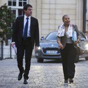 Un an de conflit latent entre Valls et Taubira