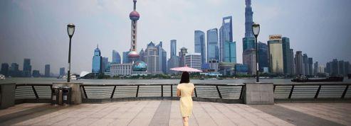 Le Bund à Shanghaï, vitrine du renouveau chinois