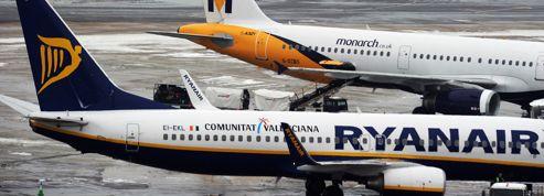 Un pilote de Ryanair licencié pour avoir mis en cause la sécurité