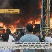 Au moins 20 morts après l'attentat dans la banlieue de Beyrouth