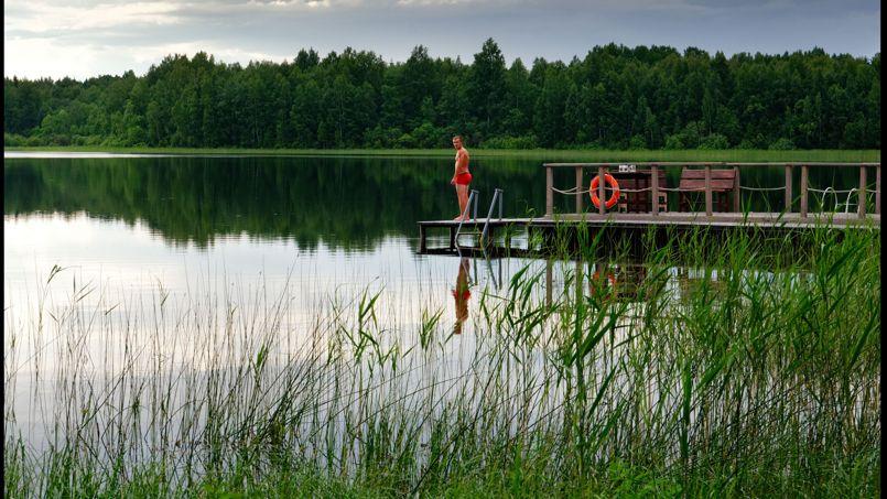 Le parc national du Valdaï, un paysage unique de lacs et de forêts à couper le souffle .
