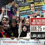 Des manifestations pro-Morsi à travers le monde