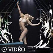 Lady Gaga: le clip barré d'Applause