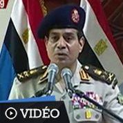 Égypte : le régime menacé de sanctions
