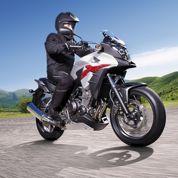 Honda CB 500 X, le crossover low-cost