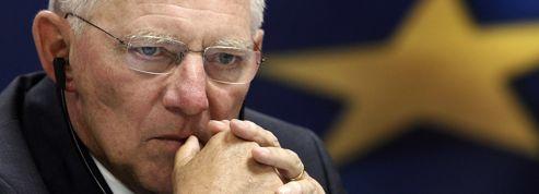 Schaüble évoque un troisième plan d'aide pour la Grèce