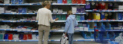 Fournitures scolaires : des efforts sur les prix, pas sur le choix