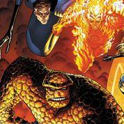 Les X-Men et les 4 Fantastiques réunis