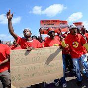 Afrique du sud : la grève se durcit