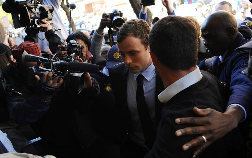 Vers un accord financier pour Pistorius ?