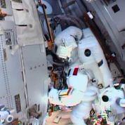 En 2013, un astronaute italien manquait de mourir noyé dans son scaphandre