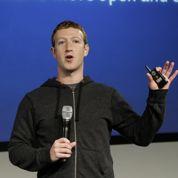 Facebook veut 5mds d'internautes