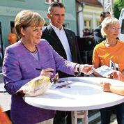 La CDU mise tout sur Merkel