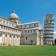 La tour de Pise se redresse toute seule