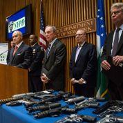 New York : armes saisies grâce à Instagram
