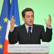 La taxe carbone, projet avorté de Sarkozy