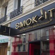 Le marché en plein essor de l'e-cigarette