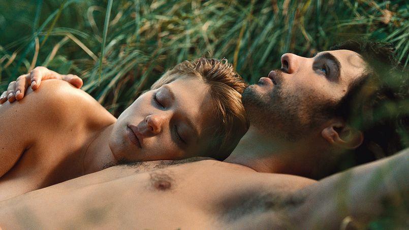 Karole (Léa Seydoux) et Gary (Tahar Rahim), pris dans une irrésistible passion amoureuse.