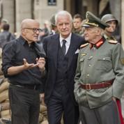 Un tournage tout en Diplomatie