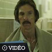 McConaughey mourant dans Dallas Buyers Club